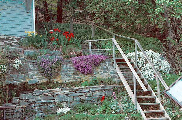 22 Wonderful Garden Ideas For Steep Gardens – Thorplc Com