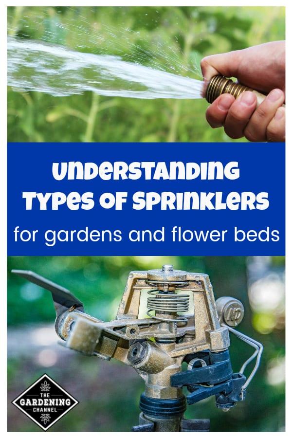 shopping for sprinklers for