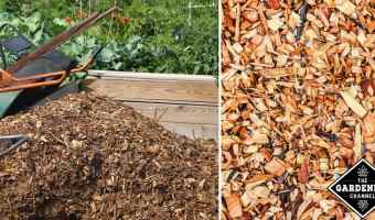 how to use mulch