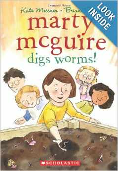 kids worm composting book