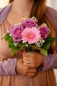 Wedding Flowers Listed by Color