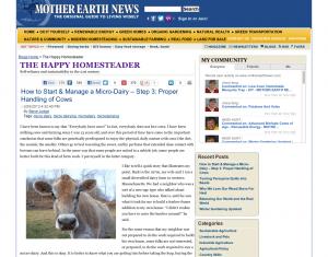 happy homesteader gardening blog