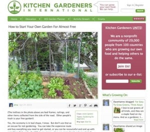 kitchengardeners