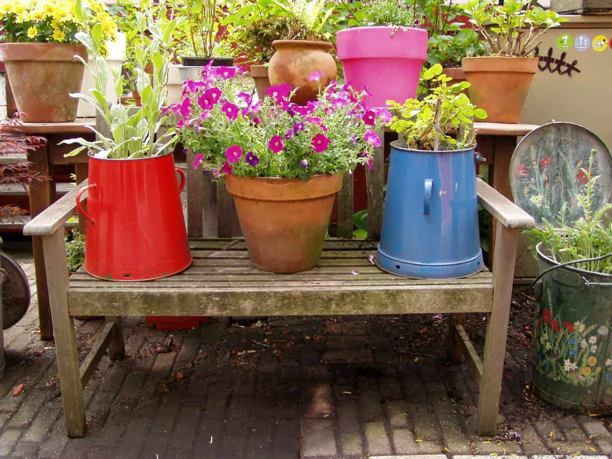 3 Great Tips for Container Gardening Drainage - Gardening Channel