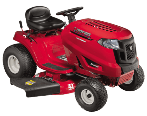 Troy Bilt Lawn Pony Tractor Riding Mower