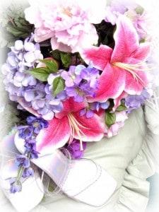 Wedding Flowers for January Weddings