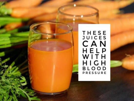 juicing high blood pressure