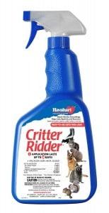 Critter Ridder in liquid form