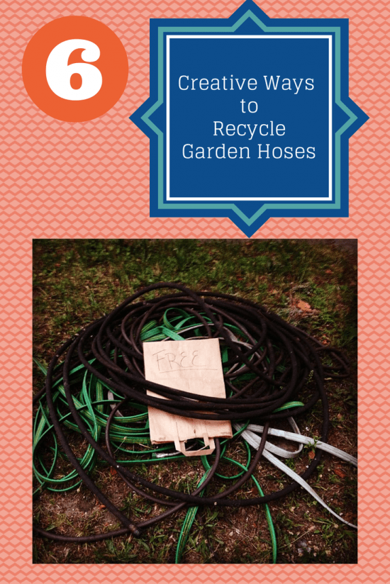 Ways to Recycle Hoses