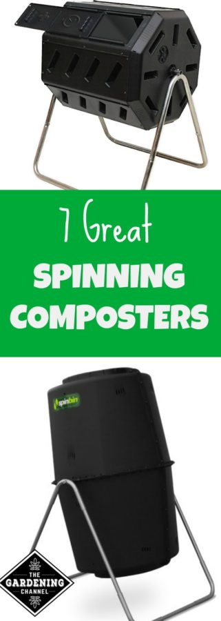 SPINNING COMPOSTERS