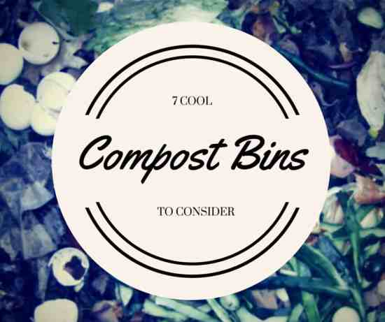 Cool Compost Bins