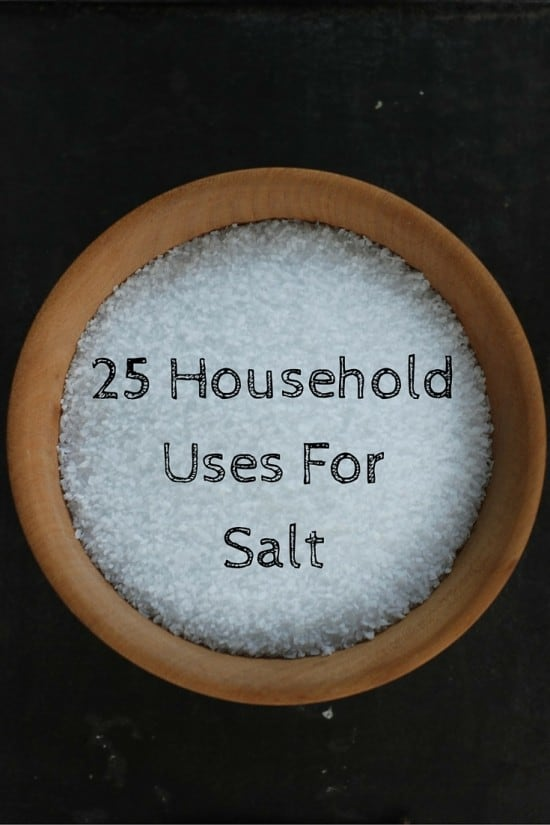 25 Household Uses For Salt