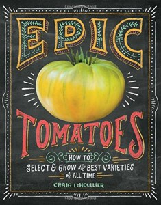 best gardening book for growing tomatoes