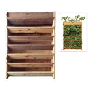 best gardening gifts vertical garden planter