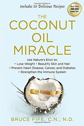 Coconut Oil Miracle book