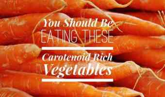 carotenoid rich vegetable list