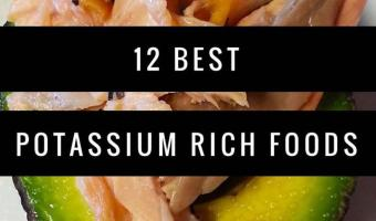 12 Top Vegetable and Food Sources of Potassium