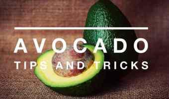 Avocado tips and tricks