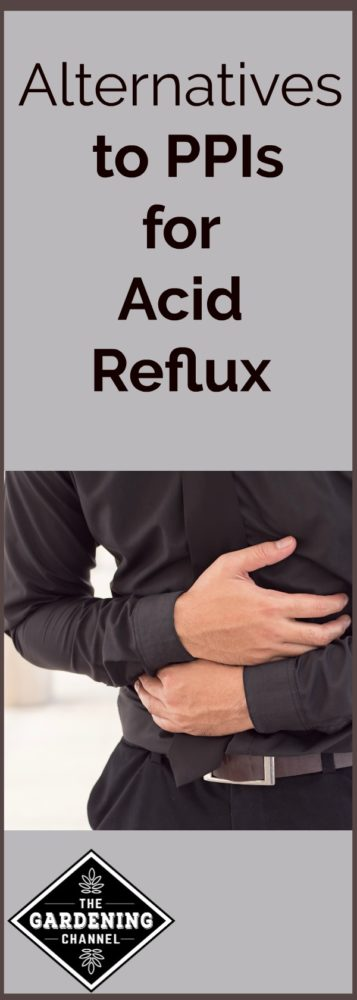 acid reflux alternatives to PPIs