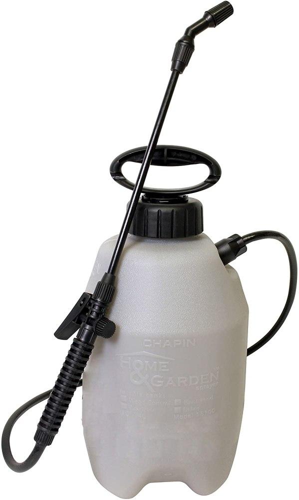 chapin 2 gallon garden sprayer pump