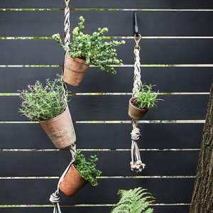 Chic Vertical Garden