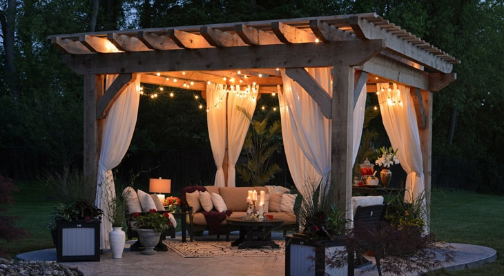 10 captivating patio ideas for a