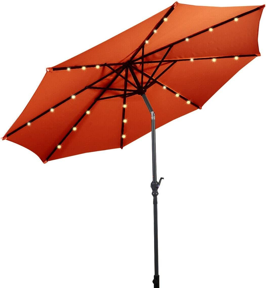 4 best outdoor umbrella for high winds