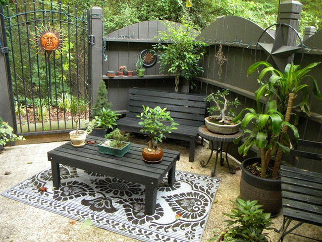 Great Very Small Patio Design Ideas