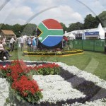 HMP Haverigg African garden theme at Holker 2010