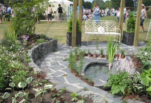 Lakeland garden at Holker 2010
