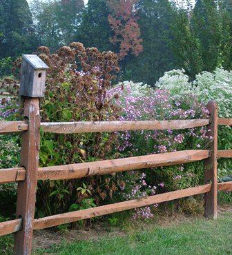 Garden Fence Ideas Design Inspiration Interior Designs