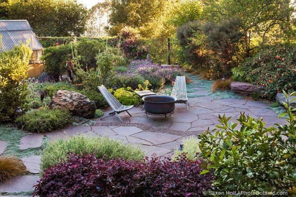 water summer-dry gardens