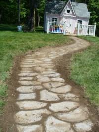 Quikrete Walkway Patio | Nikki Lynn Design