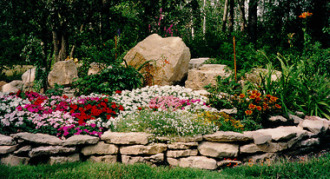 Rock Landscaping Ideas Flat And Sloping Sites