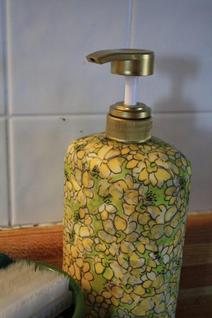 Dish Soap Dispenser
