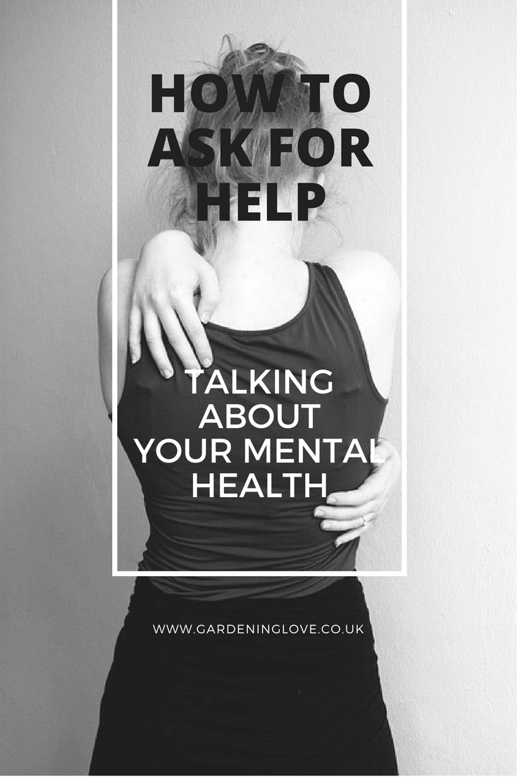 how to get mental health help uk