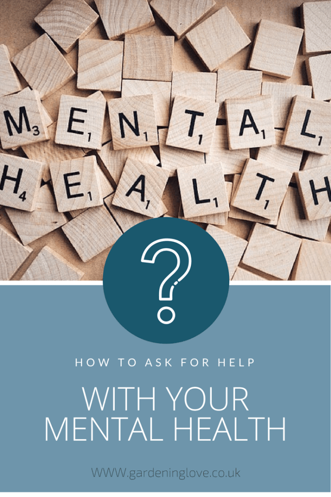 How to ask for help with your mental health. Mental health help.