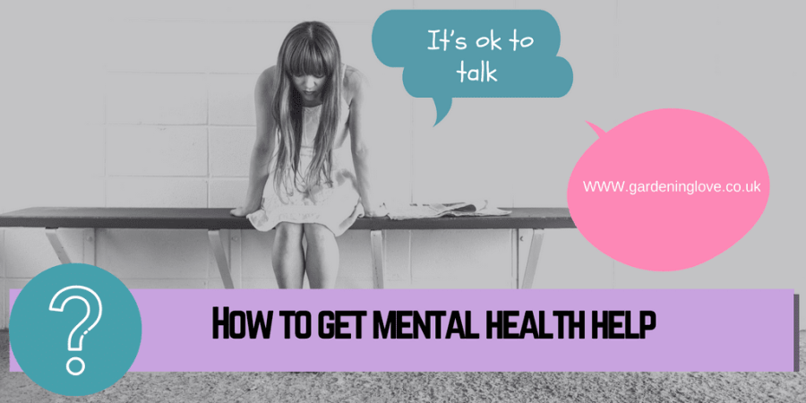 How to get mental health help