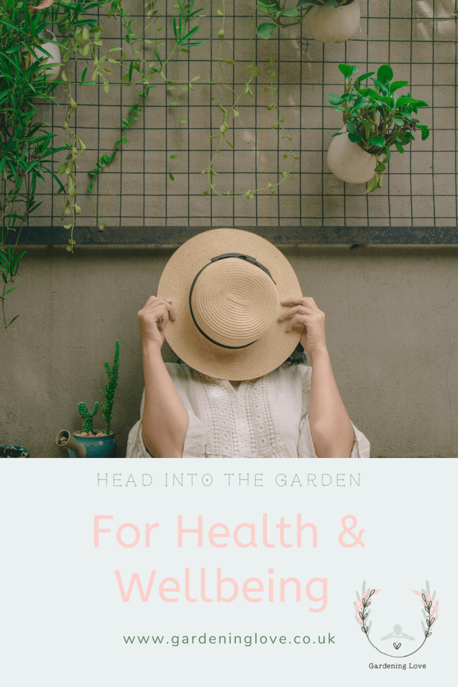 use your garden for its amazing health and wellbeing benefits. #gardening #health #wellbeing
