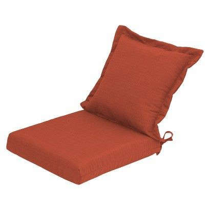 threshold outdoor pillow back dining