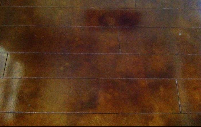home depot kitchen tiles sink drain stopper hardscaping 101: garage flooring - gardenista