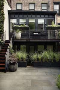 Before & After: A Modern Townhouse Garden in Brooklyn ...