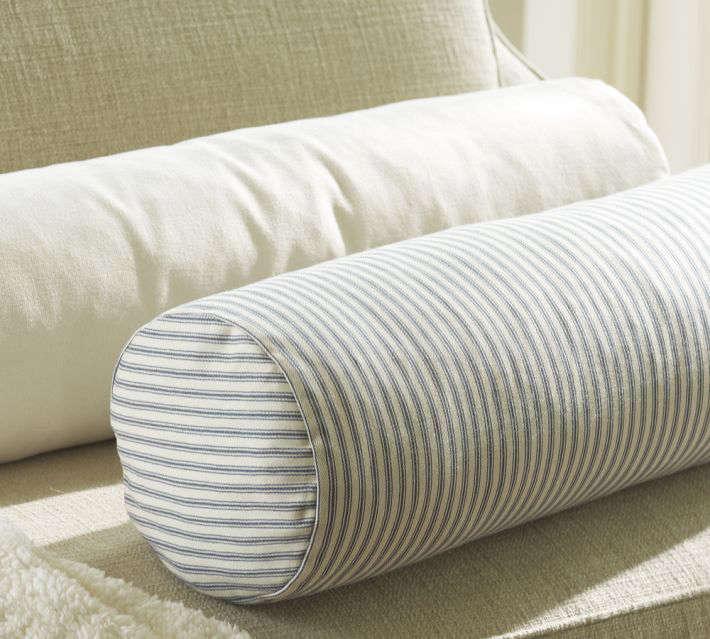Bolster Pillow Cover Gardenista