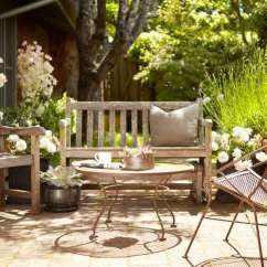 Home Depot Outdoor Patio Chair Covers Stretch Nz Hardscaping 101: How To Care For Wood Furniture - Gardenista