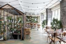 Kst Greenhouse Restaurant In Copenhagen - Gardenista