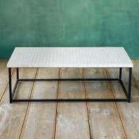 10 Easy Pieces: Tile Coffee Tables: Gardenista
