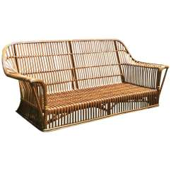 Small Wicker Sofa Couches Sofas Johannesburg 10 Easy Pieces Made Modern Gardenista