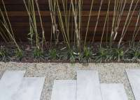 """Before & After: From """"Fishbowl"""" Townhouse Garden to ..."""
