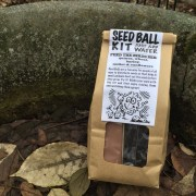 Feed the Birds Mix Seed Ball Kit