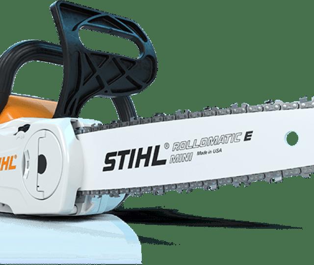 Stihl Msa 120cbq Battery Powered Chainsaw